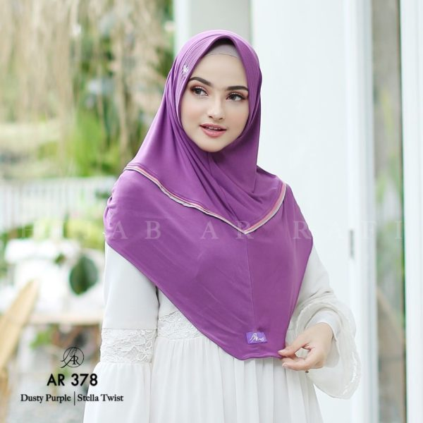 AR 378 Dusty Purple